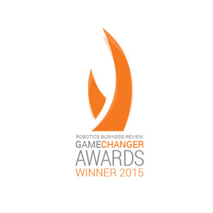robotics business review game changer award