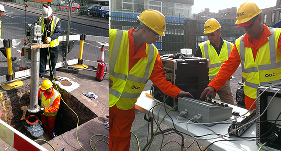sgn gas main inspection