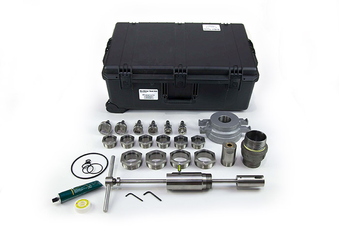 no blow tools kit