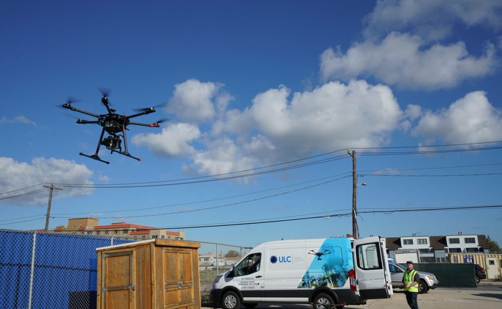 Unmanned Aerial Pipeline Monitoring