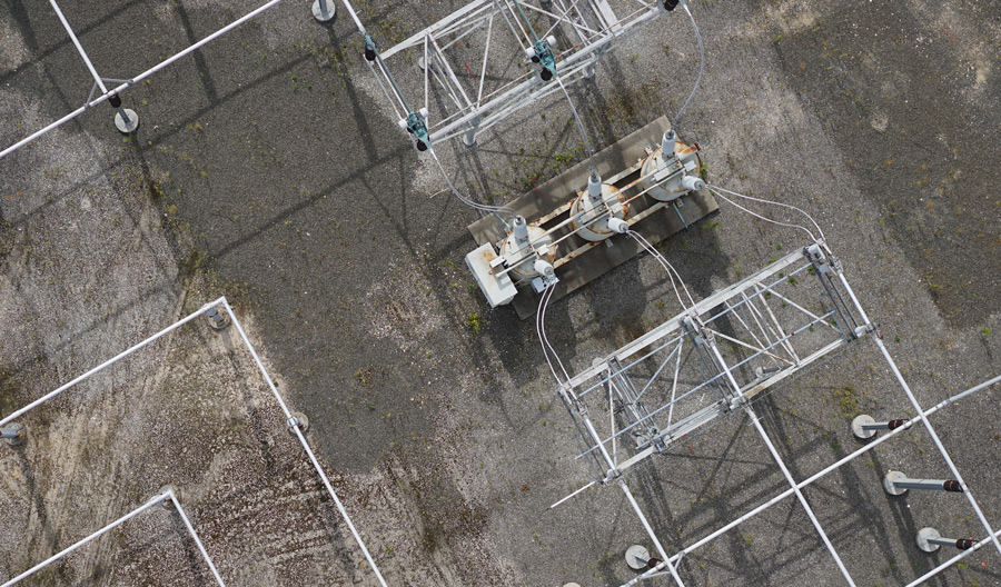 Drone Substation Inspection Project
