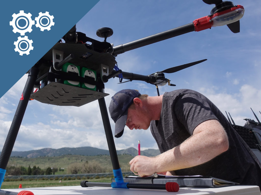 Drone for Utility Inspection