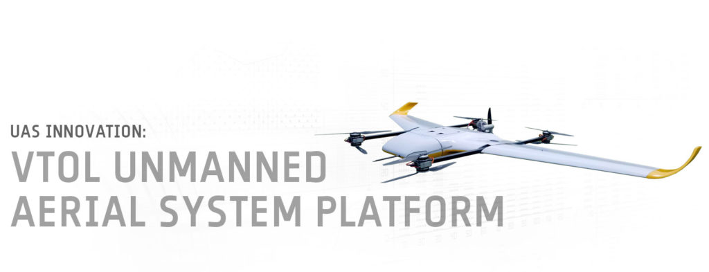 VTOL UAS for Utility and Energy Inspection