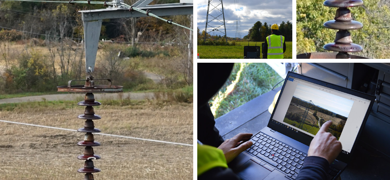 Drone Powerline Inspection Services
